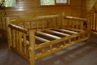 Click here to view a larger picture of the Pine Day Bed